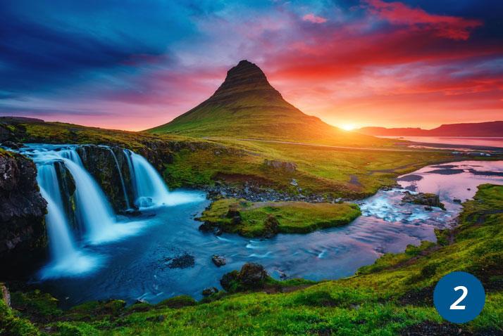islanda penisola Saefellsnes